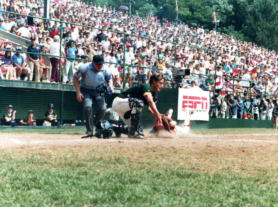 1990 Little League Baseball