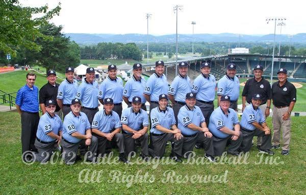 2012 Little League Baseball