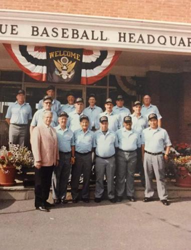 1992 Little League Baseball