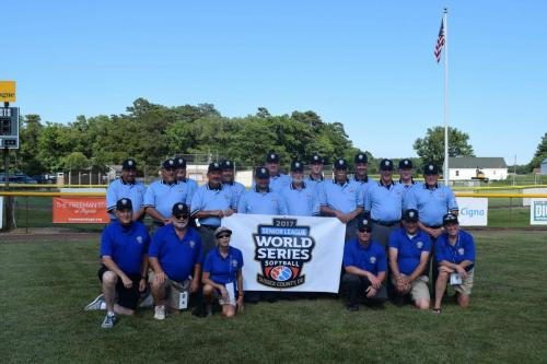 2017 Senior Softball World Series