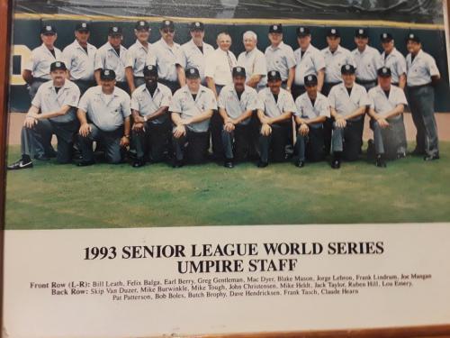 1993 Senior Baseball World Series