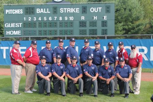 2013 Senior Baseball