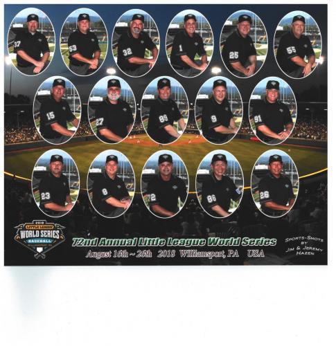 2018 Little League Baseball World Series